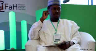 Niger commissioner of health